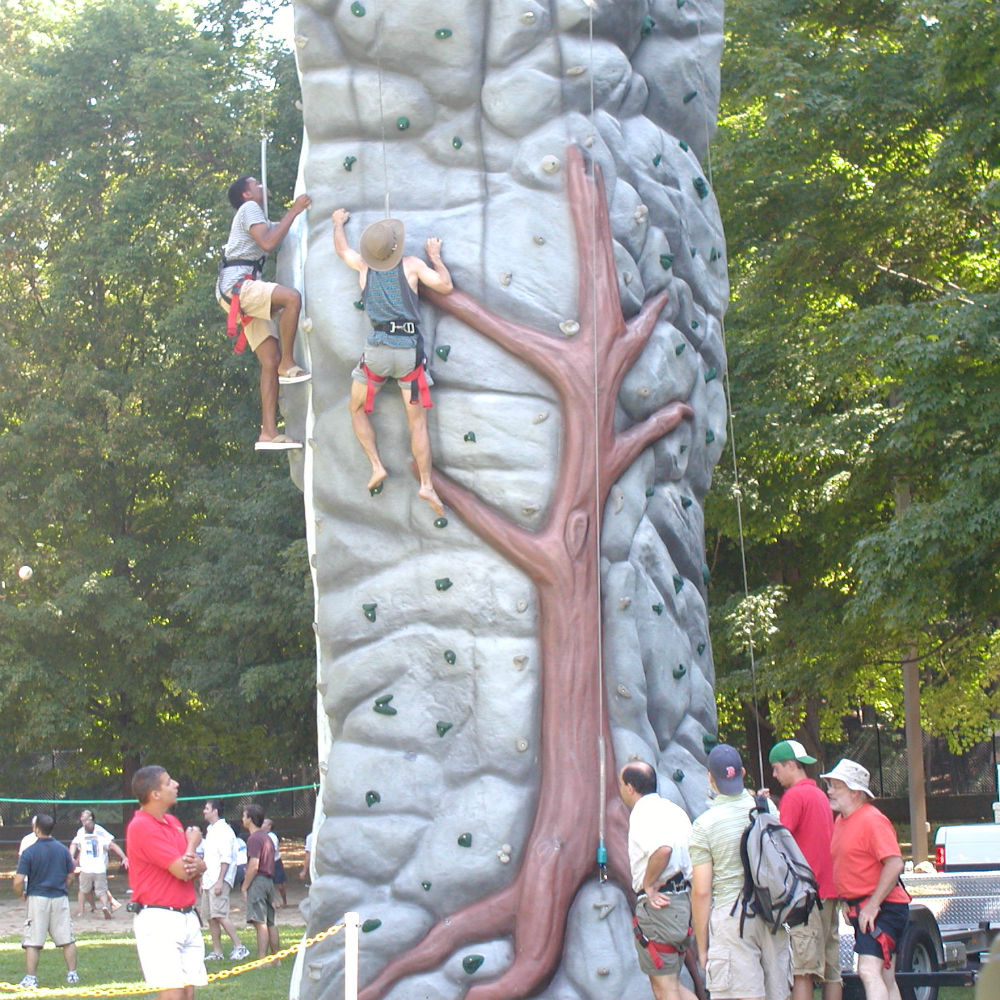 4 - Outing Climbing Wall gallery