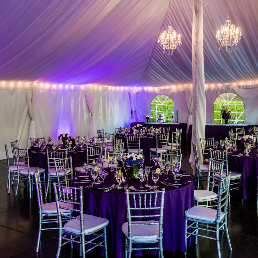 8 - Tent Table Set gallery