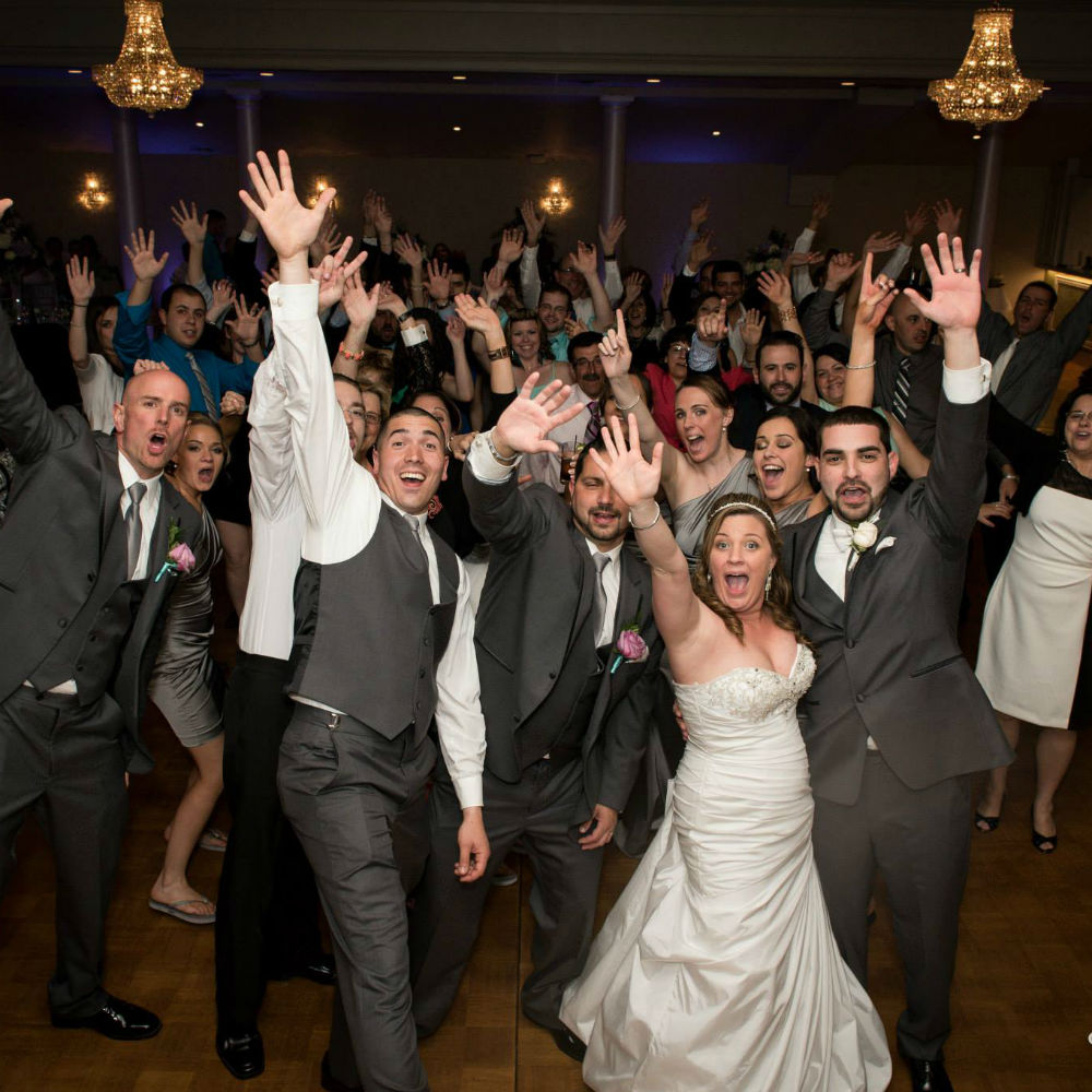 18 - Entire Wedding Wave East gallery