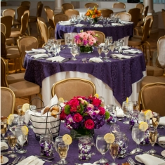 4 - Photo Shoot  Ballroom Tables gallery