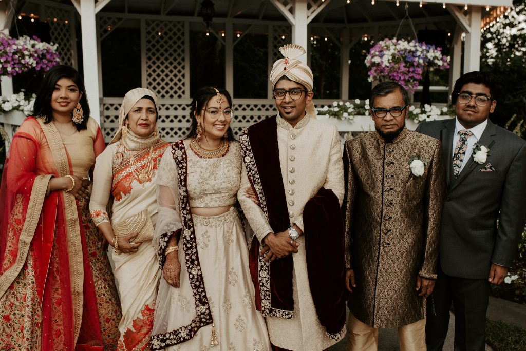 NISHAT AND QUAZI WEDDING SNEAK PEEKS